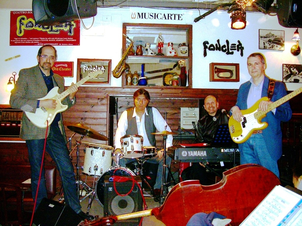 gruppo jazz band matrimonio musica roma