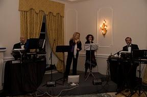 Cantante musicista Veglione Capodanno Roma