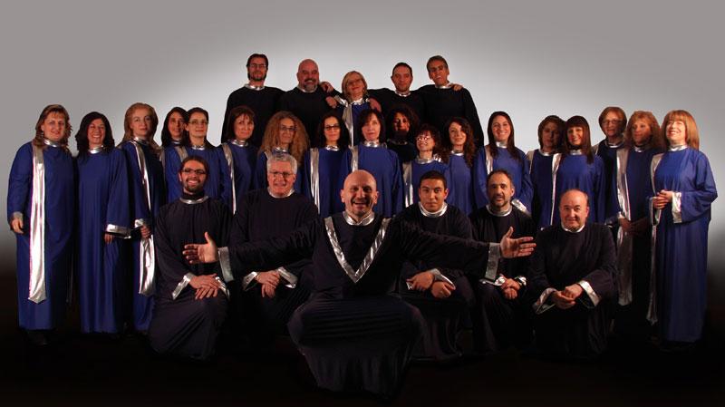 coro gospel roma matrimonio