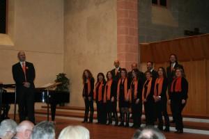coro gospel matrimonio roma